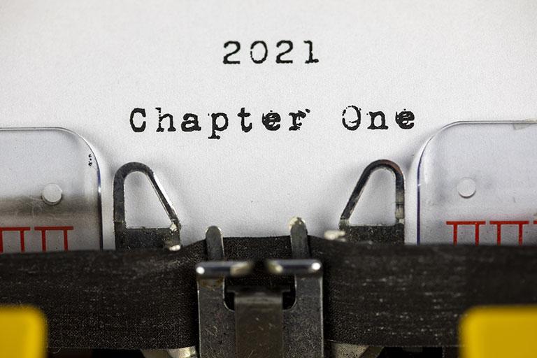 2021 - l'anno che verrà