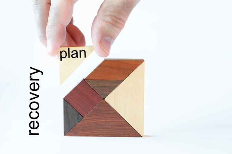 Recovery plan e anziani
